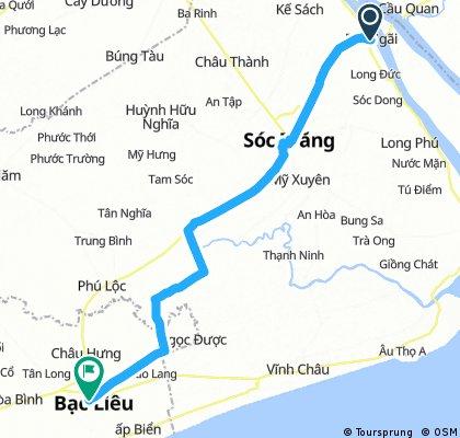 HCM - Mekong 2-7 - after ferry