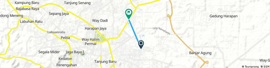 Imam Route