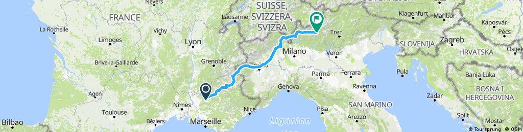 Stage 2: Sault - Tirano