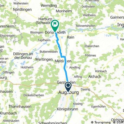 Augsburg-Donauwörth