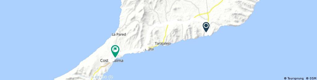 2018 - Fuerteventura - Tag 2 - Gran Tarajal - Costa Calma