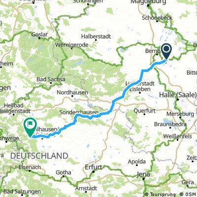 2. Biendorf nach Eigenrieden