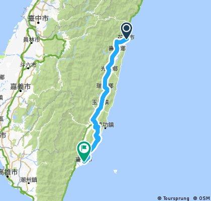 Taiwan Cycling Trip 2018 Part 2: South