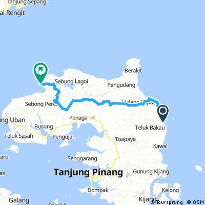 CSC Tour de Bintan 2018 Day 2