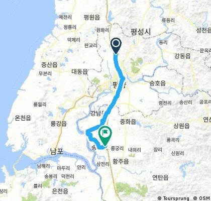 City trip Pyongyang