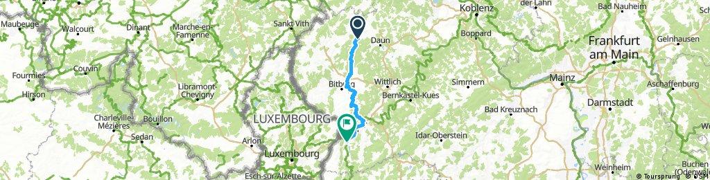 D 024: Gerolstein - Trier - Konz