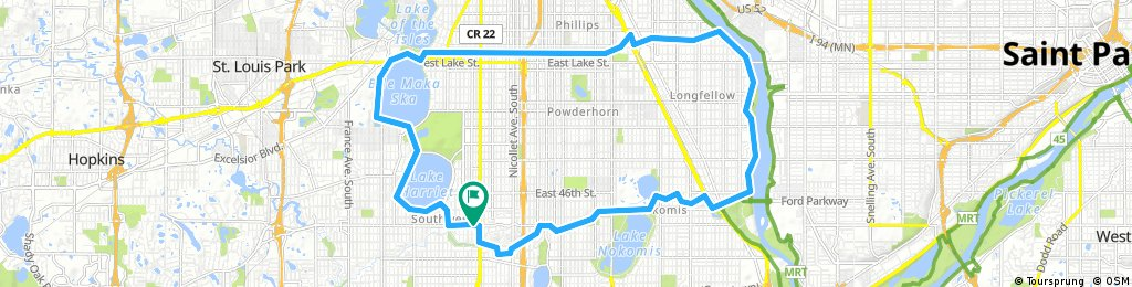 THE GREENWAY LOOP