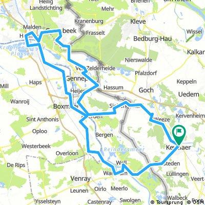 Längs der Maas und Groesbeek