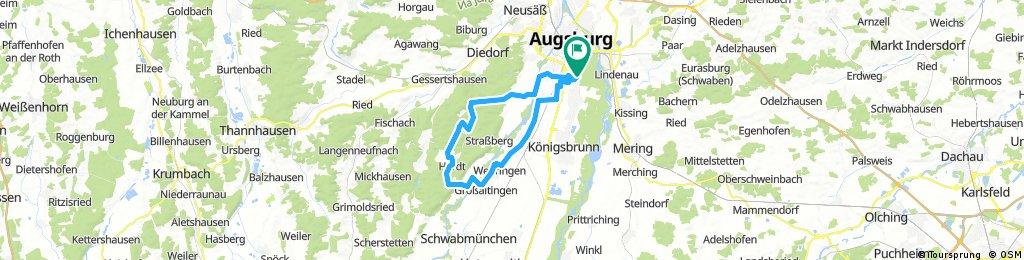 E-Bike rund um Straßberg
