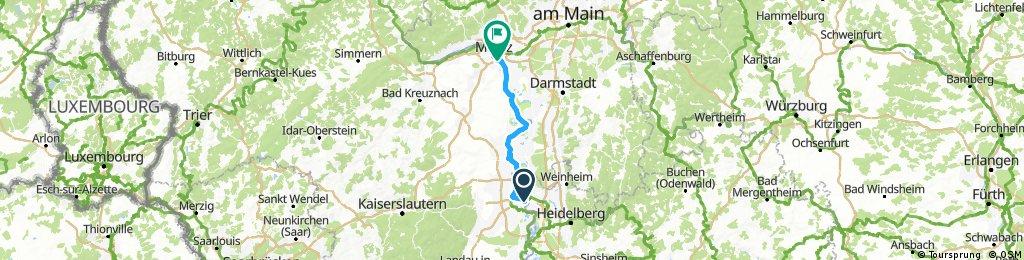 3. Ludwigshafen - Mainz 79