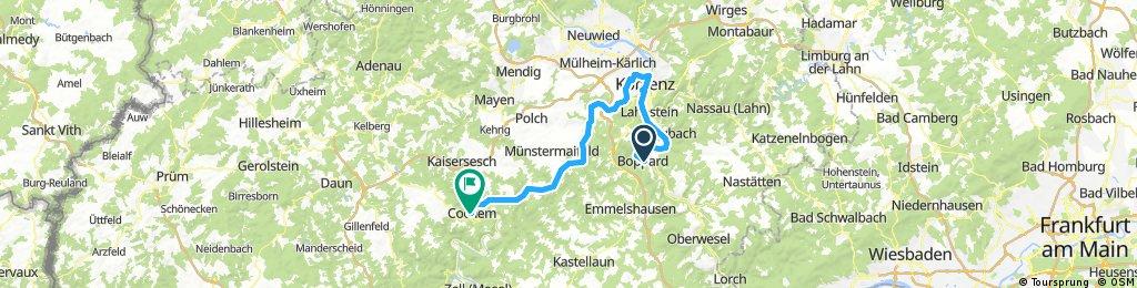 5. Boppard - Cochem 76