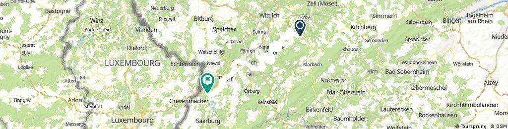 7. Bernkastel-kues - Trier - Konz 79