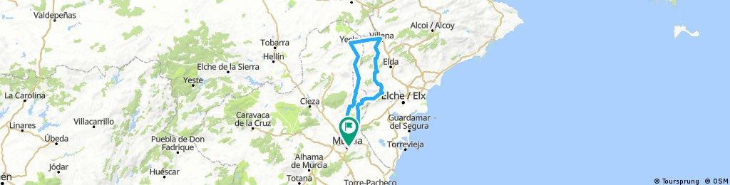 Murcia - Yecla 10.2.2018