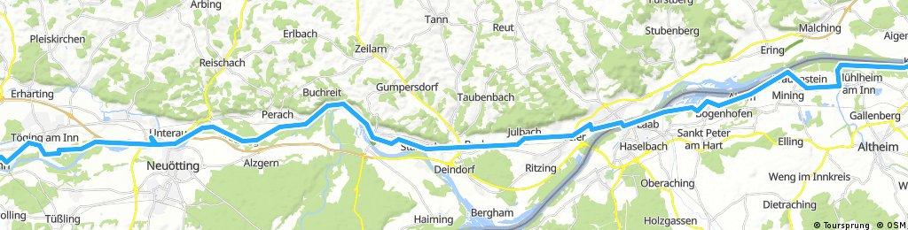 Etappe 6 Innradweg