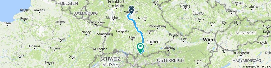 Romantic Road - Germany