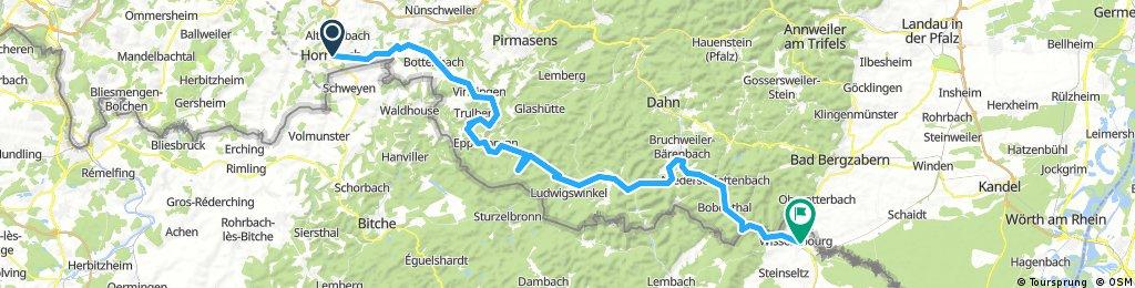 10. Hornbach - Vinningen - Wissembourg