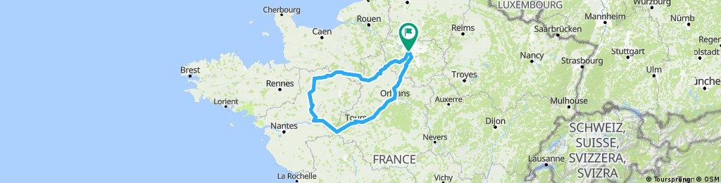 Frankreichrundfahrt