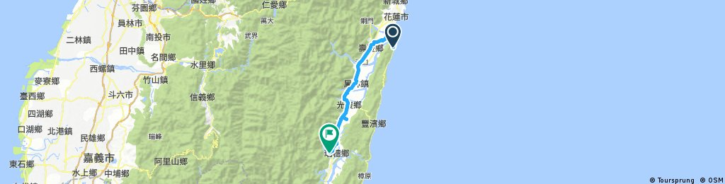 Taiwan Day 5: More Hualien