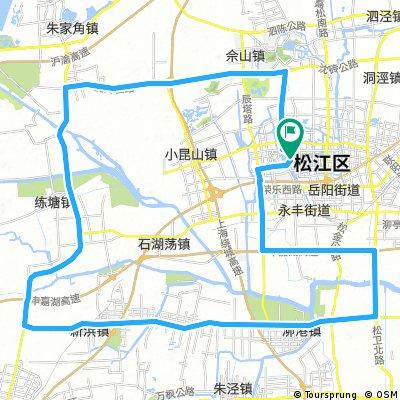 2018/01/01 上海環松江
