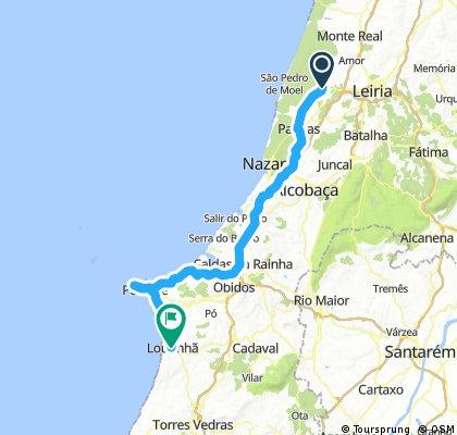 Marinha Grande - Peniche - Lourinha // Day 3