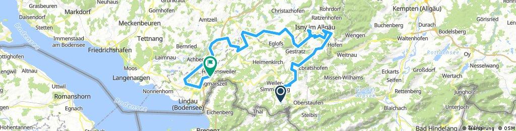 Route 1 - Teil 1