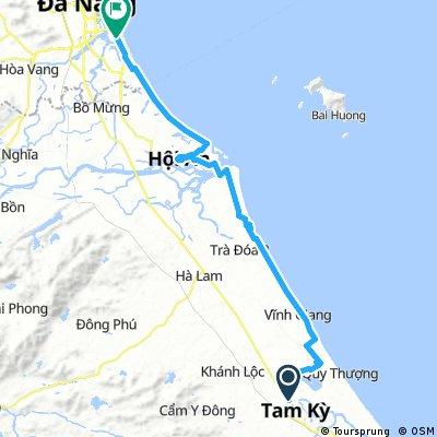 J25 - Lundi 29 janvier 2018 – Tam Ky – Da Nang
