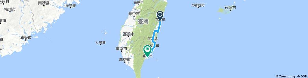 East Coast Route 2