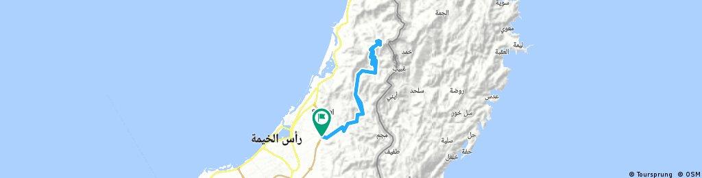 RAK Jebel Jais
