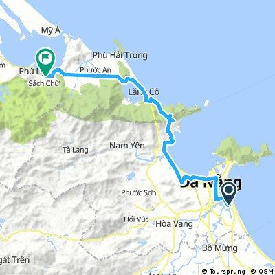 J26 - Mardi 30 janvier 2018 – Da Nang – Phu Loc