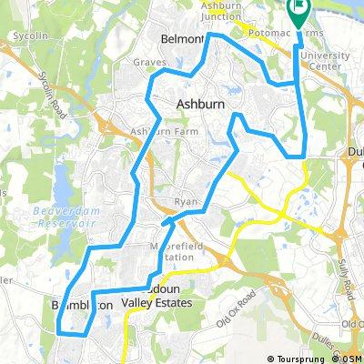 Ashlar Ashburn loop
