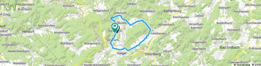 CC_27km_620hm_Haiger Trainingsrunde