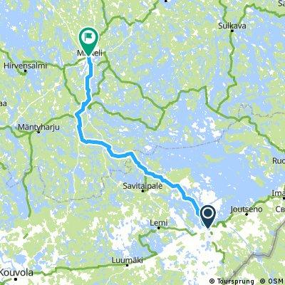 26. Nordkapp - Lappeenranta-Mikkeli