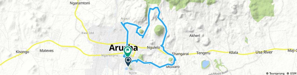 Arusha - Kivutu
