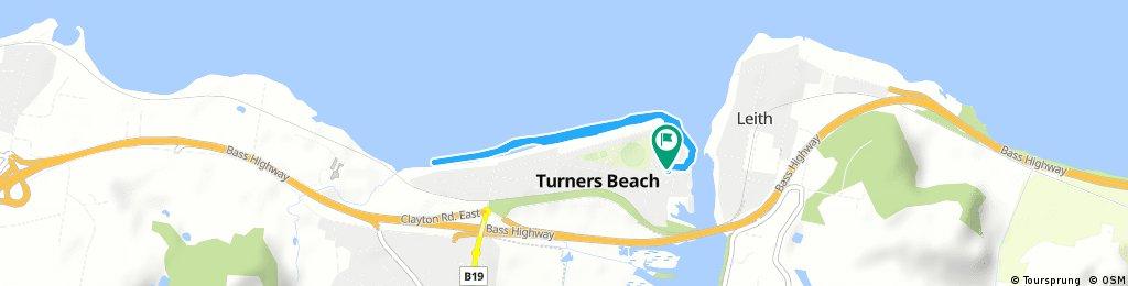 Turners Beach day 3