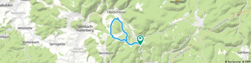 Ww um den Großen Hermannsberg
