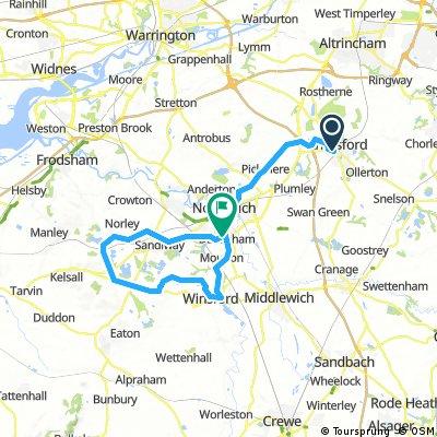 Cheshire 18 - FL2 Knuts to Winsford