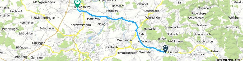 Route A2