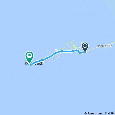 1 Key West - Marathon