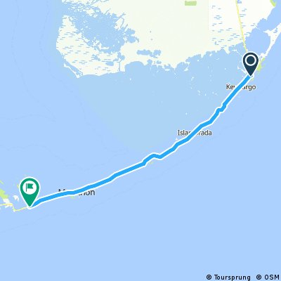 2 Marathon - Key Largo