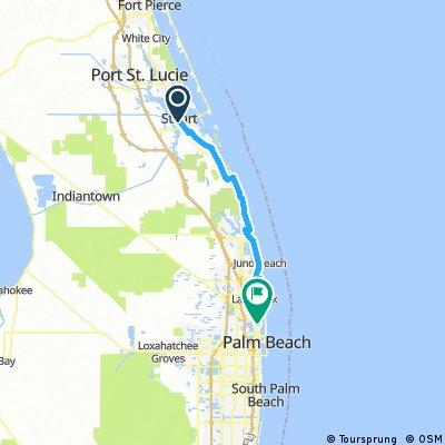 5 West Palm Beach - Stuart