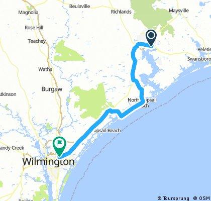 20 Wilmington - Jacksonville