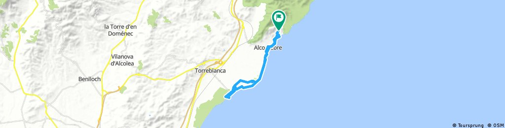 easy route to torrenostra