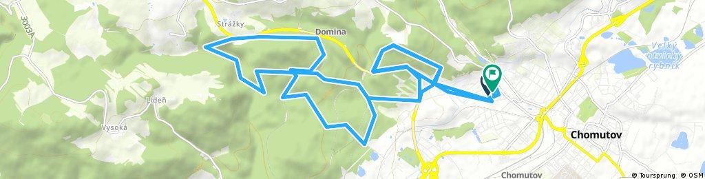 Krušnohorský Marathon 2018