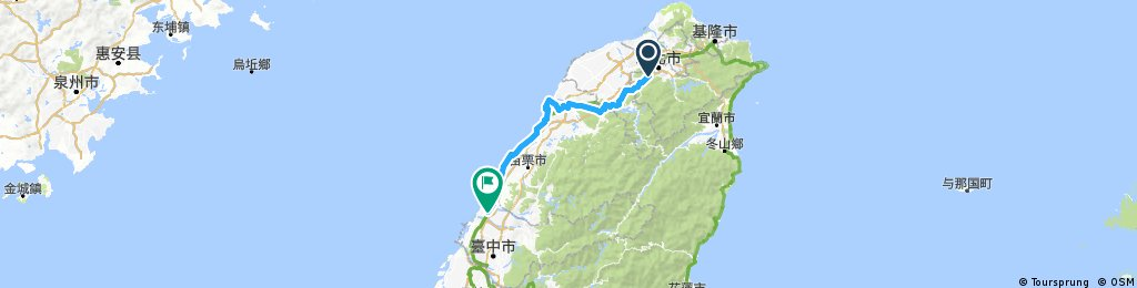 Taiwan: Day 1-2