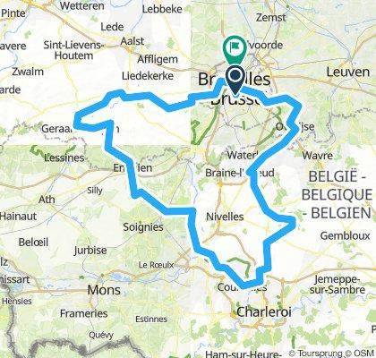 Stage 1 of 2019 tour de france