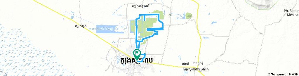 Angkor 60 KM Run
