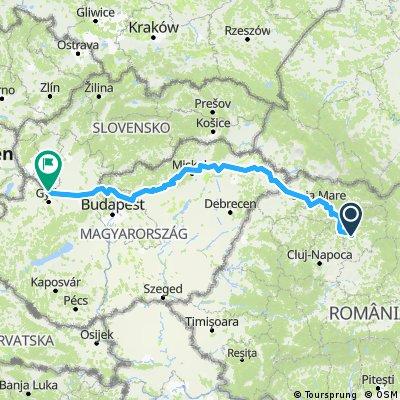 (RO) Sieu Sftantu nach Medvedov (SLO)