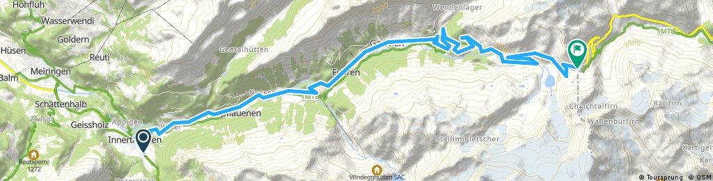 Ride the Alps Susten