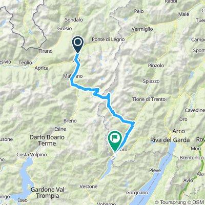 Tag4: Edolo-Storo (80km, 2130hm)
