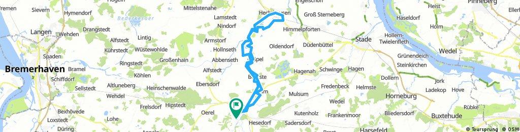 Oste - BRV-Hechthausen-BRV
